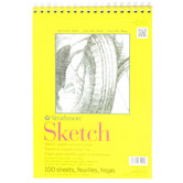 Strathmore 300 Series Spiral Sketch Paper Pad